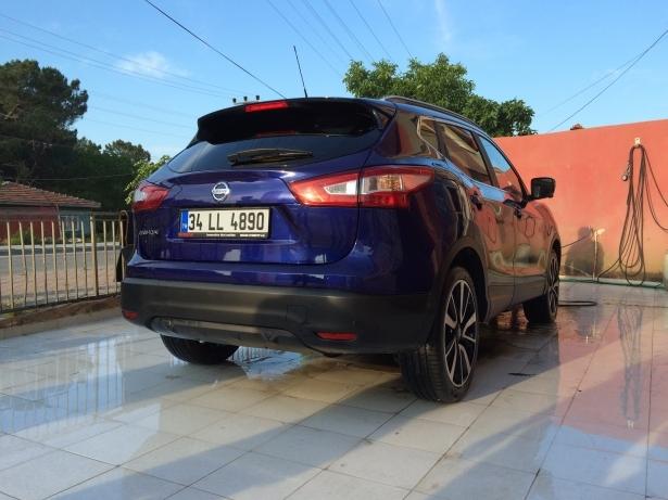 Nissan Qashqai 1.6 dizeli nasıl bulduk? 13