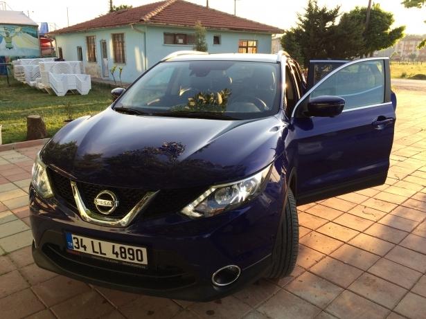 Nissan Qashqai 1.6 dizeli nasıl bulduk? 14
