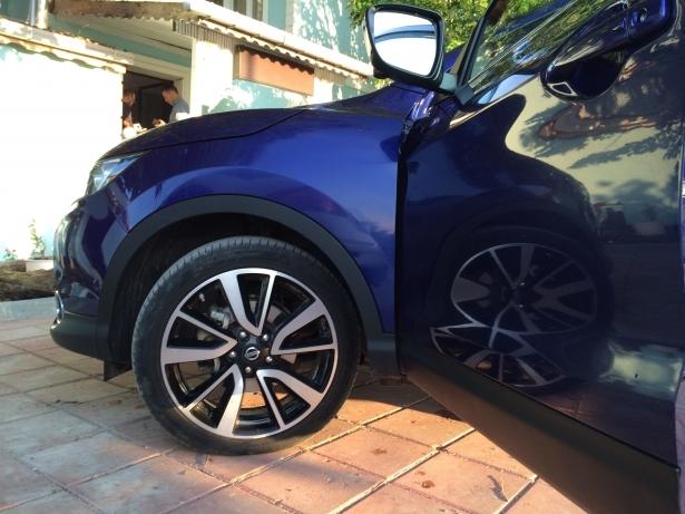 Nissan Qashqai 1.6 dizeli nasıl bulduk? 17