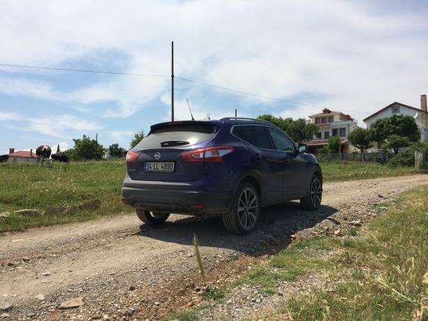 Nissan Qashqai 1.6 dizeli nasıl bulduk? 2