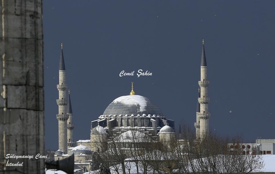 Camilerimizi bir de böyle görün! 7