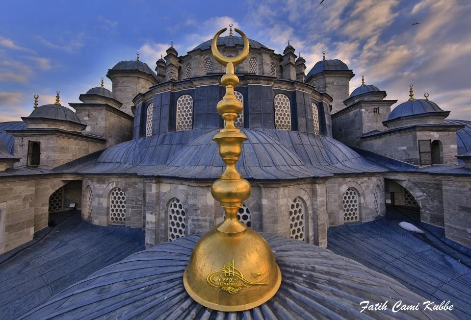Camilerimizi bir de böyle görün! 9