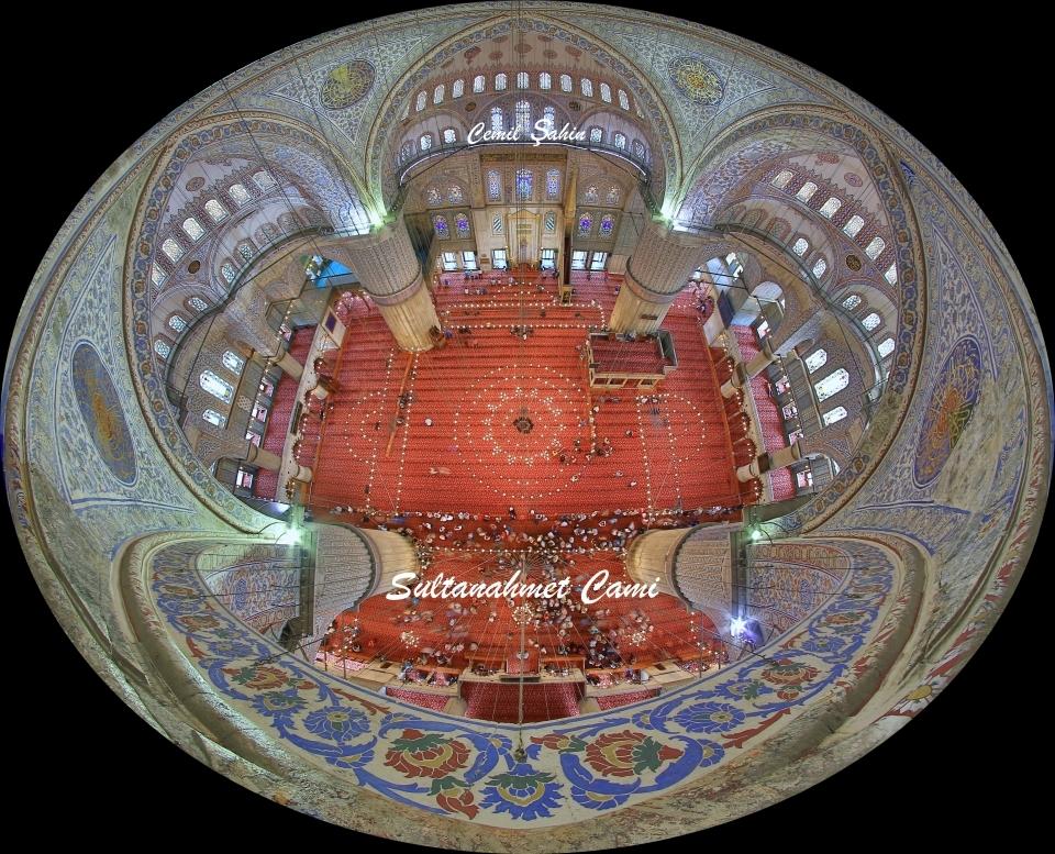 Camilerimizi bir de böyle görün! 90