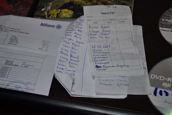 İşte seri katil Atalay'ın üzerinden çıkanlar 24