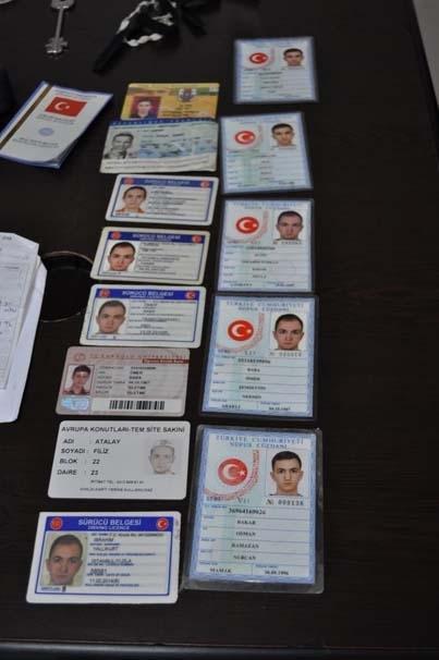 İşte seri katil Atalay'ın üzerinden çıkanlar 27