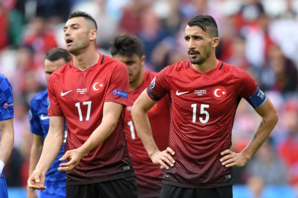 Türkiye - Hırvatistan maçı Dünya basınında 1