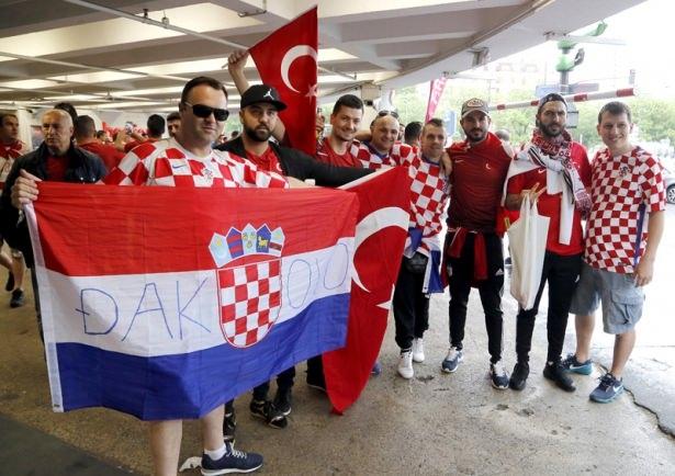 Türkiye - Hırvatistan maçı Dünya basınında 10
