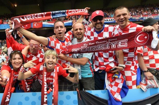 Türkiye - Hırvatistan maçı Dünya basınında 11