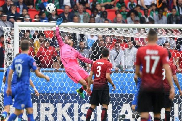 Türkiye - Hırvatistan maçı Dünya basınında 17