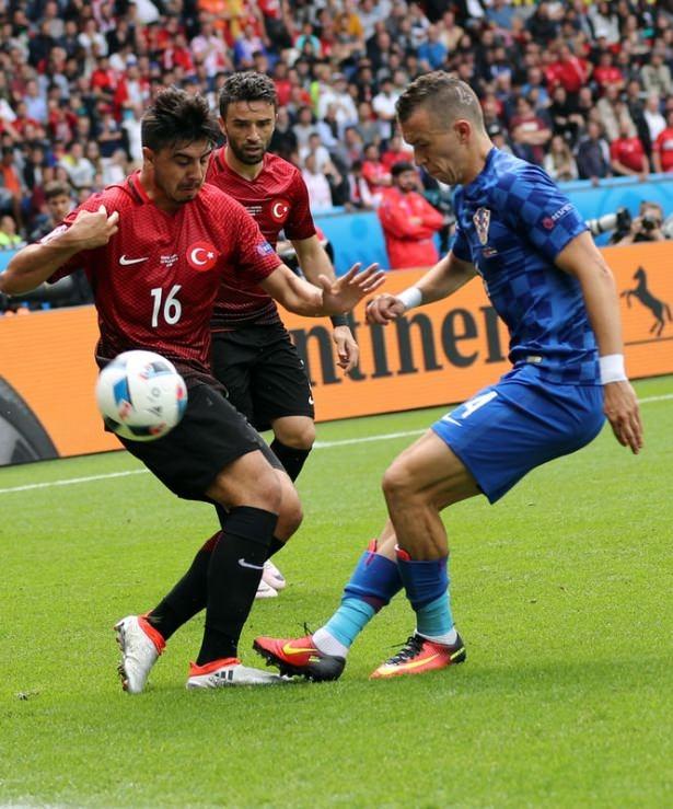 Türkiye - Hırvatistan maçı Dünya basınında 19