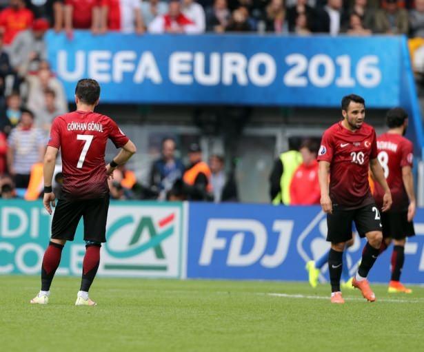 Türkiye - Hırvatistan maçı Dünya basınında 22
