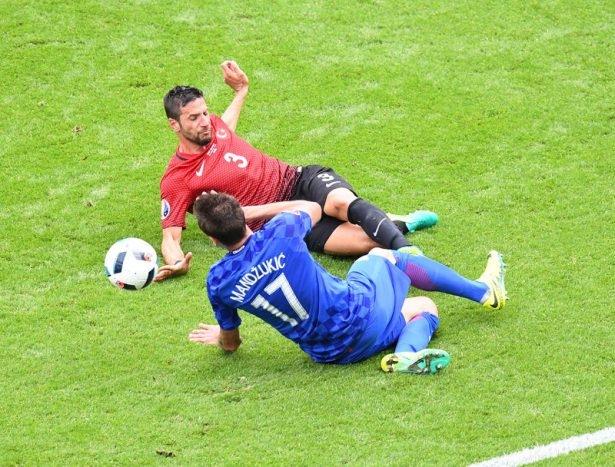 Türkiye - Hırvatistan maçı Dünya basınında 23