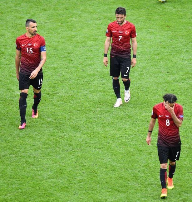 Türkiye - Hırvatistan maçı Dünya basınında 24