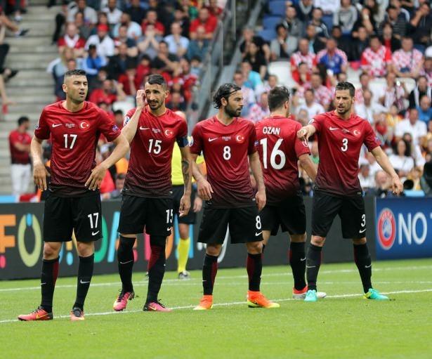 Türkiye - Hırvatistan maçı Dünya basınında 25