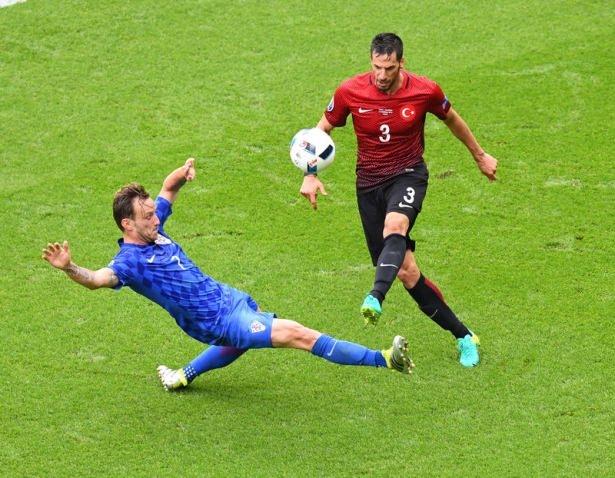Türkiye - Hırvatistan maçı Dünya basınında 28