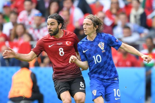 Türkiye - Hırvatistan maçı Dünya basınında 3