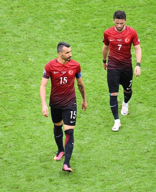 Türkiye - Hırvatistan maçı Dünya basınında 33