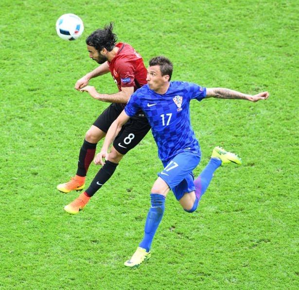 Türkiye - Hırvatistan maçı Dünya basınında 37