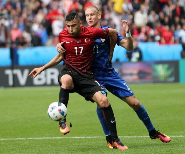 Türkiye - Hırvatistan maçı Dünya basınında 38