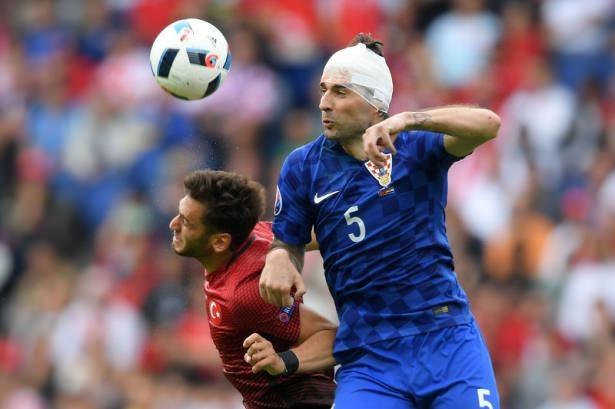 Türkiye - Hırvatistan maçı Dünya basınında 41