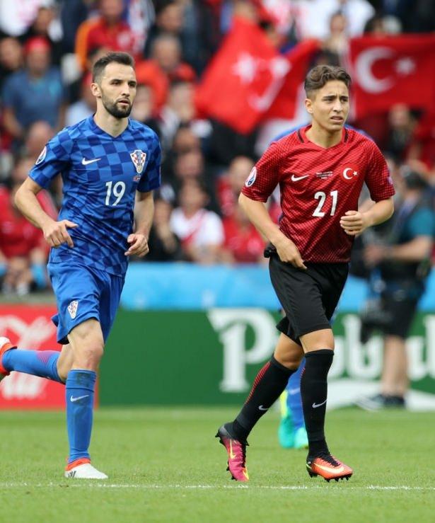 Türkiye - Hırvatistan maçı Dünya basınında 42