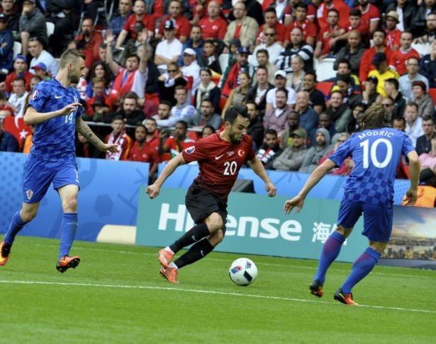 Türkiye - Hırvatistan maçı Dünya basınında 43