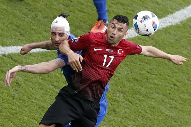 Türkiye - Hırvatistan maçı Dünya basınında 6