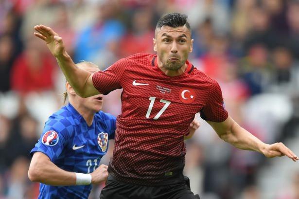 Türkiye - Hırvatistan maçı Dünya basınında 7