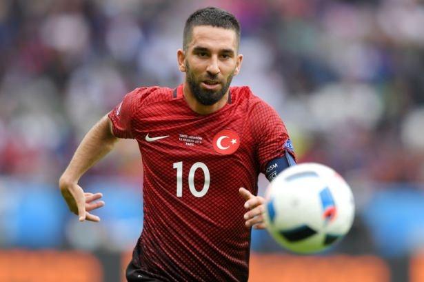 Türkiye - Hırvatistan maçı Dünya basınında 8