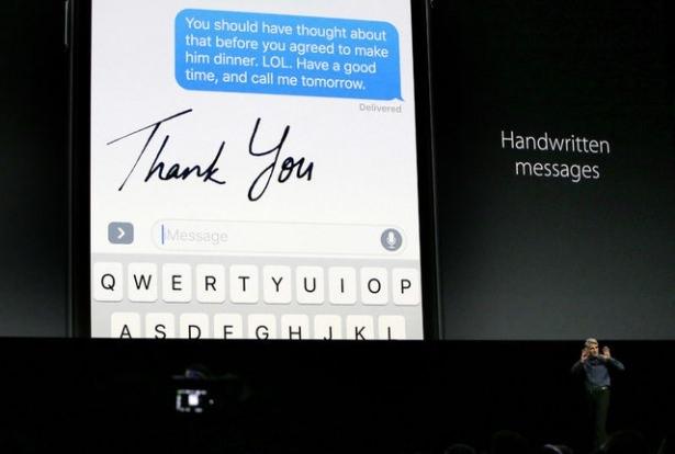 iOS 10 tanıtıldı! İşte özellikleri... 8