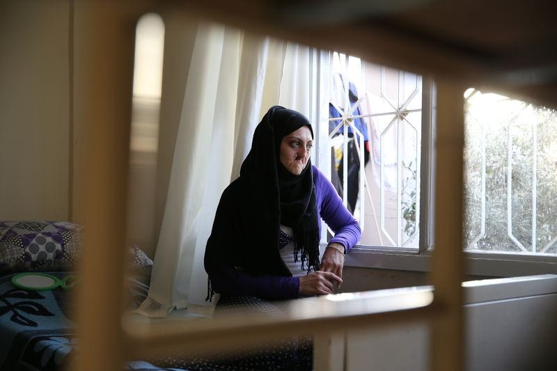İç savaşın hayatlarını kararttığı kadınlar 12