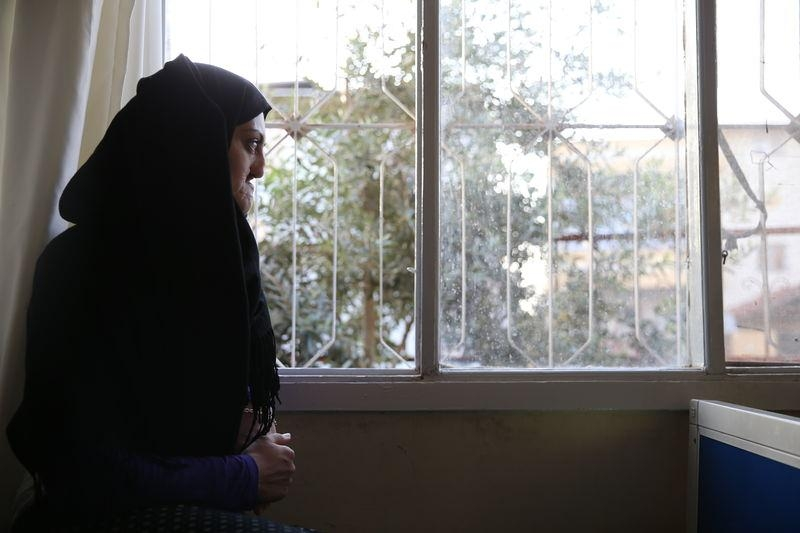 İç savaşın hayatlarını kararttığı kadınlar 16