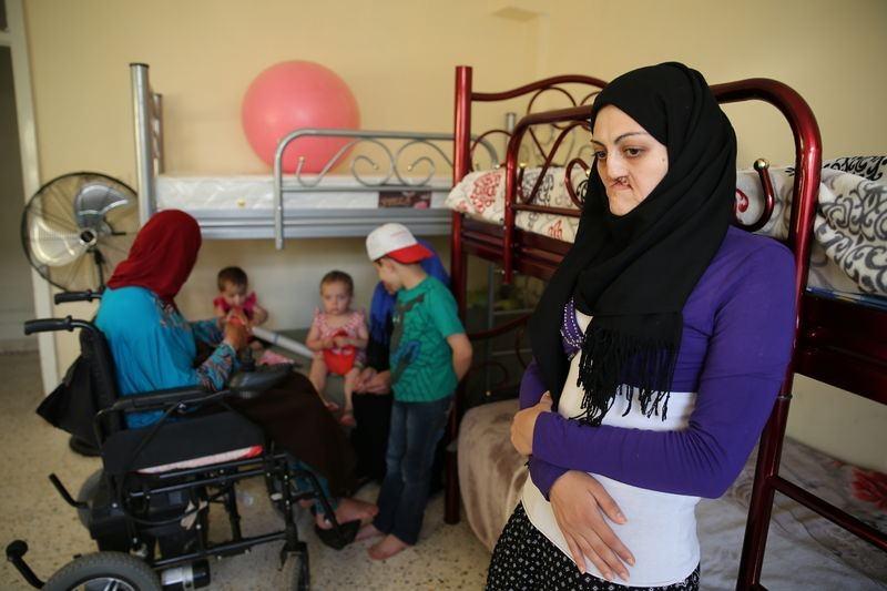 İç savaşın hayatlarını kararttığı kadınlar 18