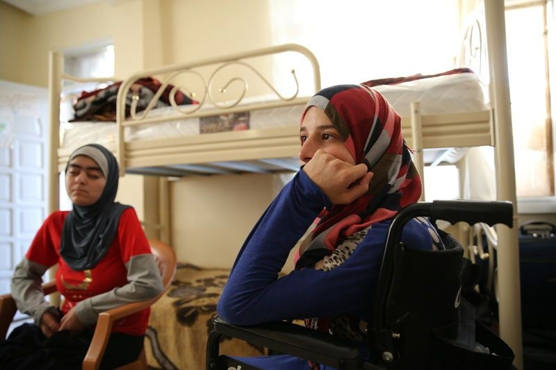 İç savaşın hayatlarını kararttığı kadınlar 21