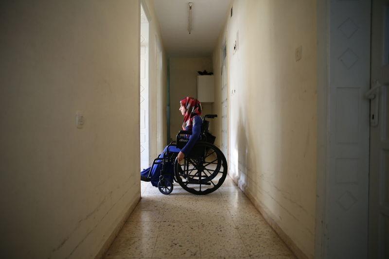 İç savaşın hayatlarını kararttığı kadınlar 22