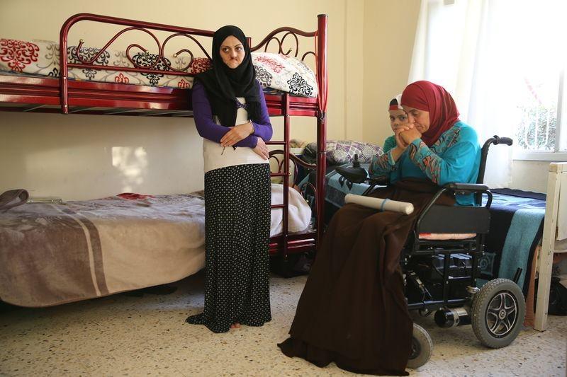 İç savaşın hayatlarını kararttığı kadınlar 24