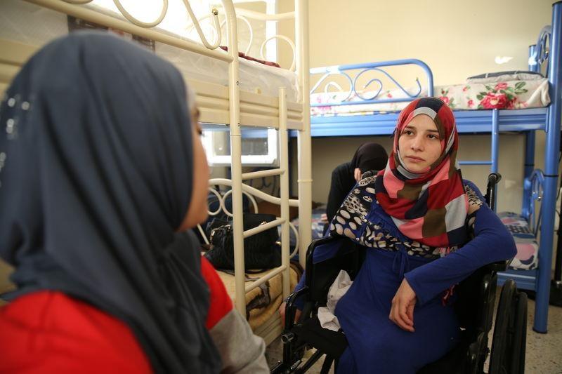 İç savaşın hayatlarını kararttığı kadınlar 25