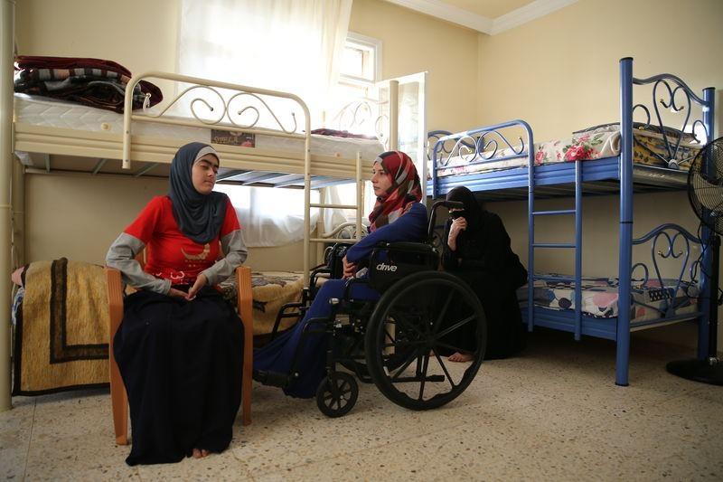 İç savaşın hayatlarını kararttığı kadınlar 26