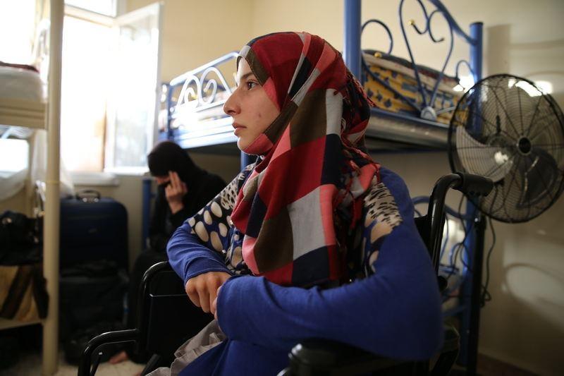 İç savaşın hayatlarını kararttığı kadınlar 29
