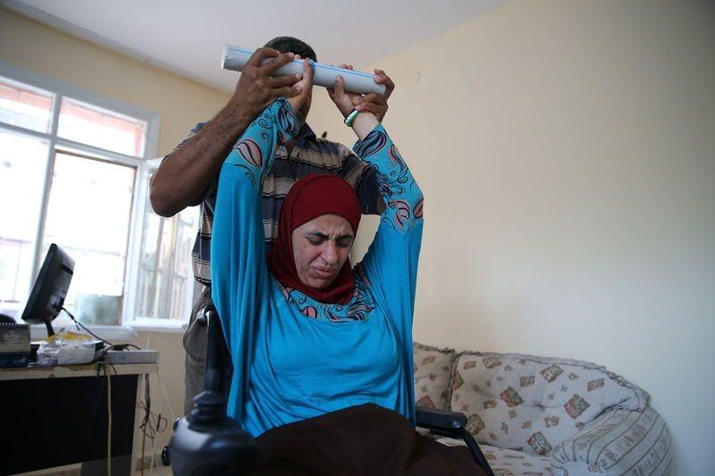 İç savaşın hayatlarını kararttığı kadınlar 4