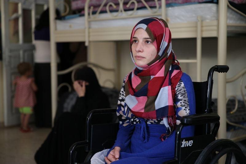 İç savaşın hayatlarını kararttığı kadınlar 5