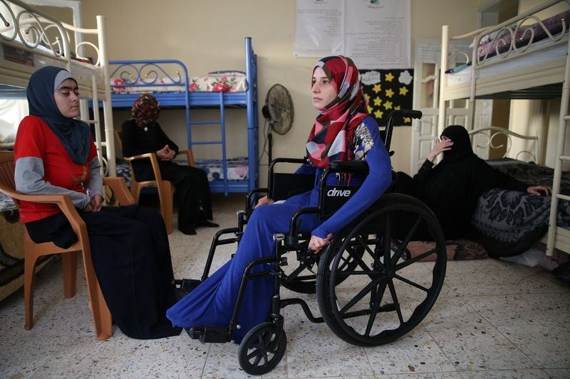 İç savaşın hayatlarını kararttığı kadınlar 7