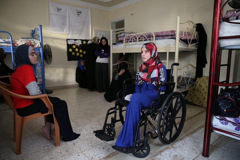 İç savaşın hayatlarını kararttığı kadınlar 9