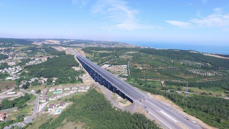 İstanbul'un incisi: Yavuz Sultan Selim Köprüsü 10