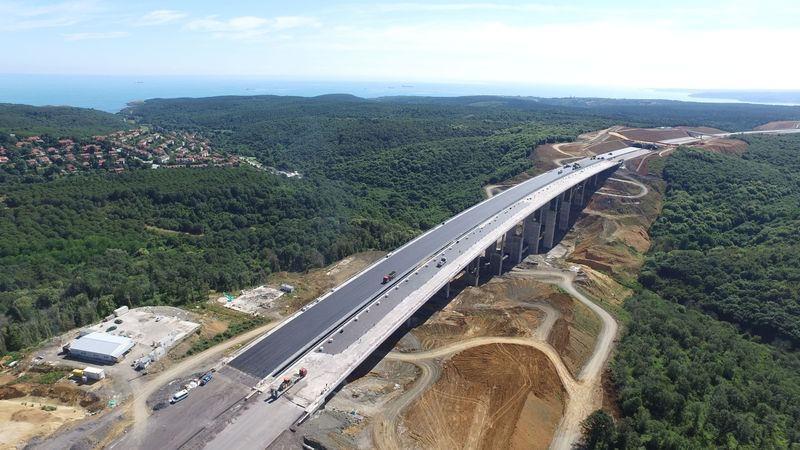 İstanbul'un incisi: Yavuz Sultan Selim Köprüsü 12