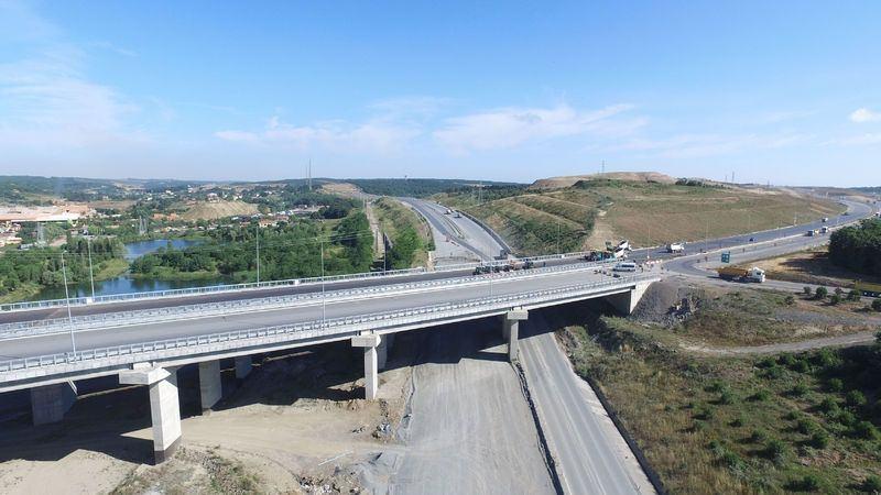 İstanbul'un incisi: Yavuz Sultan Selim Köprüsü 13