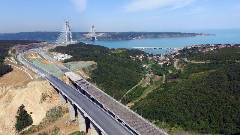 İstanbul'un incisi: Yavuz Sultan Selim Köprüsü 2
