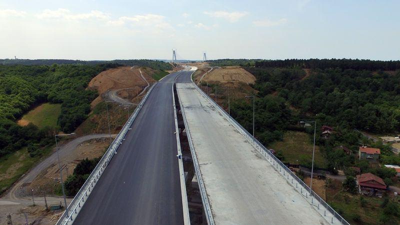 İstanbul'un incisi: Yavuz Sultan Selim Köprüsü 24