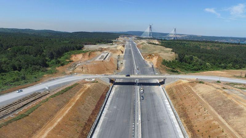 İstanbul'un incisi: Yavuz Sultan Selim Köprüsü 27