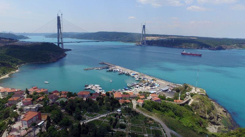 İstanbul'un incisi: Yavuz Sultan Selim Köprüsü 3